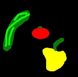 Maukkaita vihanneksia